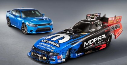 2019 Mopar Dodge Charger SRT Hellcat NHRA Funny Car