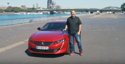 2019 Peugeot 508 German Review