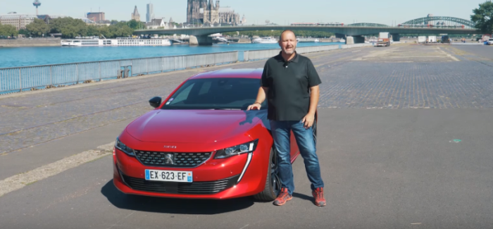 2019 Peugeot 508 German Review – Video