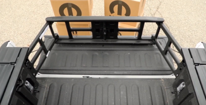 2019 Ram Truck Bed Load Security