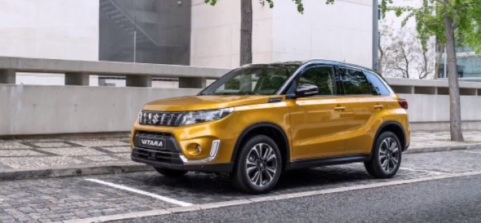 2019 Suzuki Vitara – Video