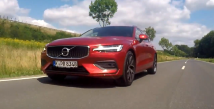 2019 Volvo V60 D4 Review - German