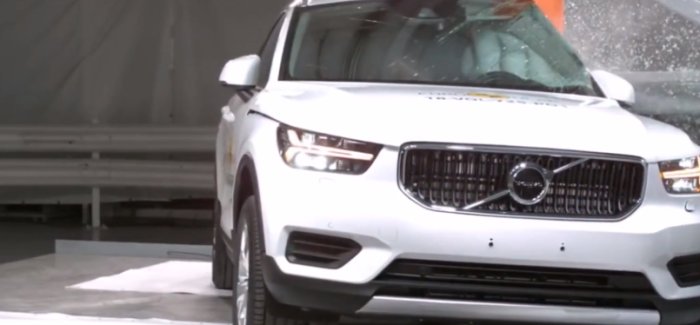 2019 Volvo XC40 Crash Test & Rating – Video
