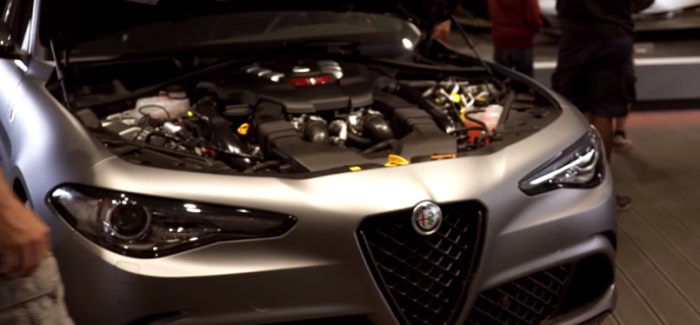 Alfa Romeo at Goodwood Festival of Speed – Video