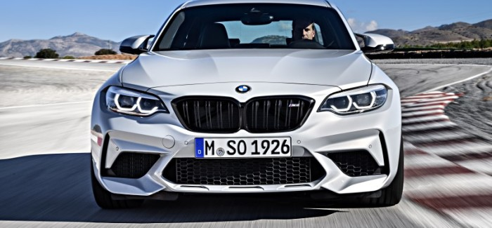 BMW M2 Competition 2019 – Video