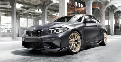 BMW M Performance Parts Concept Car
