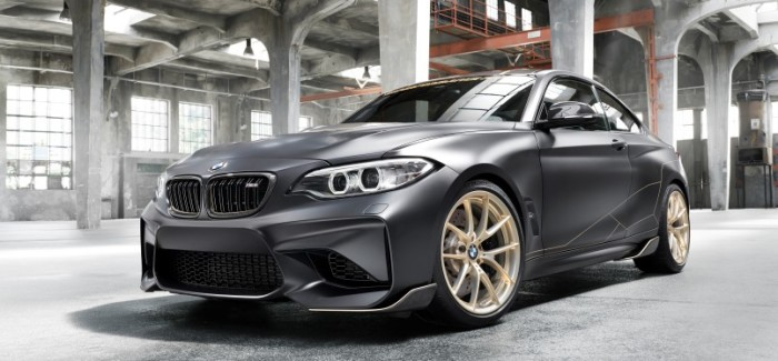 BMW M2 M Performance Parts Concept in Goodwood Preview Video – Update