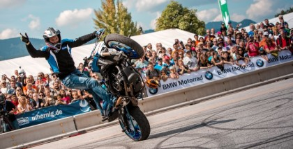 BMW Motorrad Days 2018 Motorcycle Event
