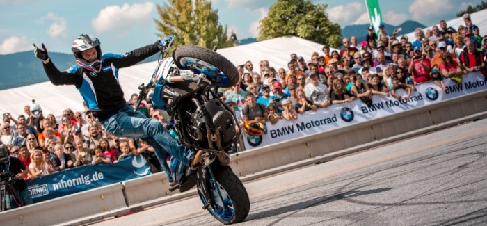 Bmw Motorrad Days 2018 Motorcycle Event Video Dpccars