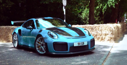 Goodwood Hilllimb Explained With 2018 Porsche GT2RS (2)