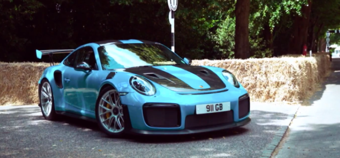Goodwood Hilllimb Explained With 2018 Porsche GT2RS – Video