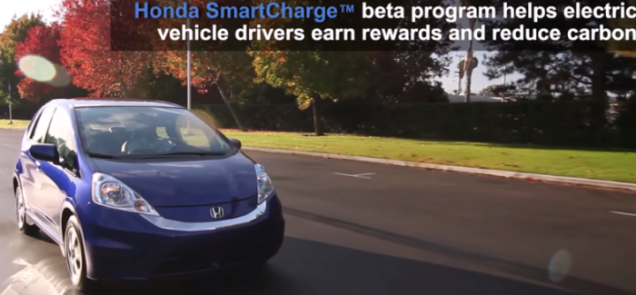 Honda SmartCharge – Video