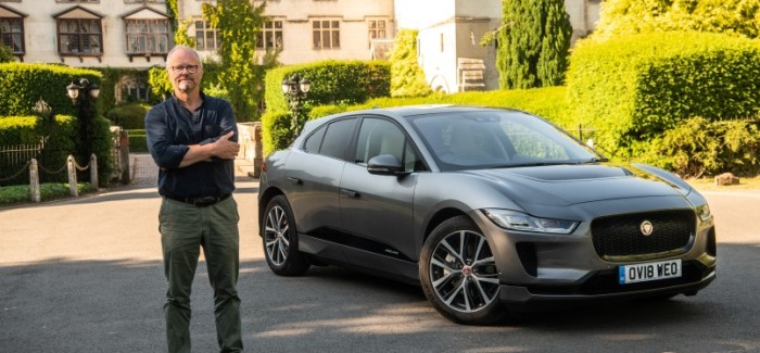 Jaguar Go I-PACE App Launched – Video