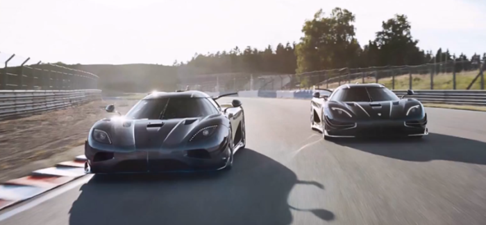 Koenigsegg Agera FE Thor And Väder – Video