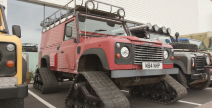Land Rover Classic Vehicles