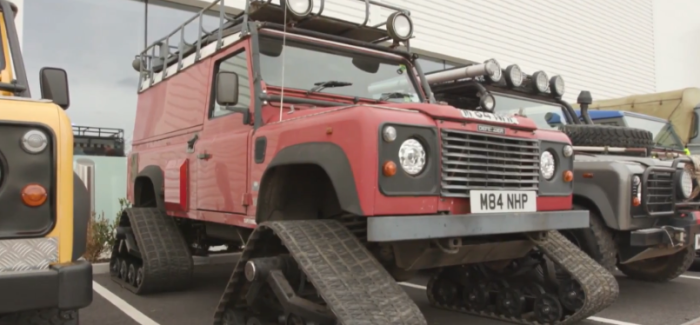 Land Rover Classic Vehicles – Video