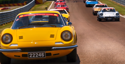 Largest Ferrari Dino Gathering Event