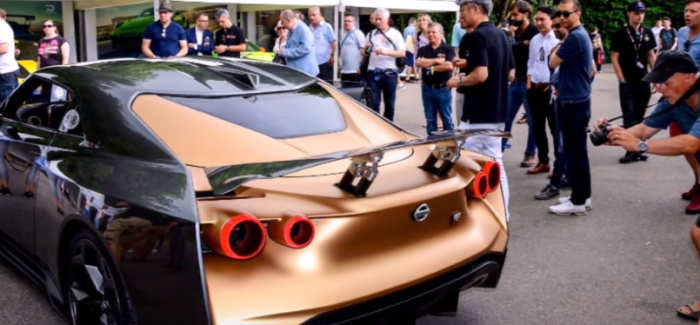 Nissan GT-R50 by Italdesign Will Go For Over 1 Million – Video – Update