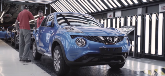 One Millionth Nissan Juke built At Factory – Video
