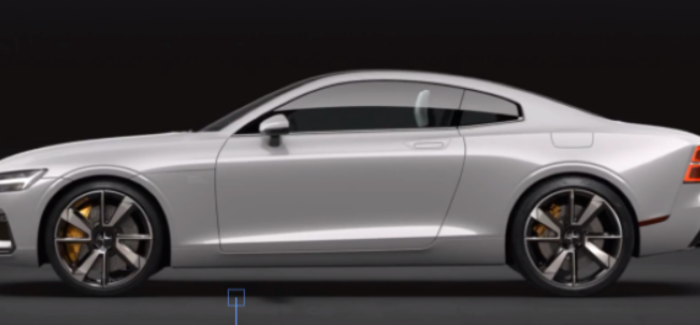 Polestar 1 Colors – Video