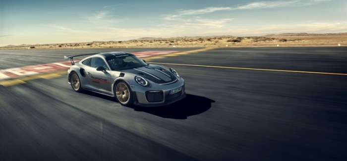 Porsche Sportacar Experiance Event With GT2RS – Video