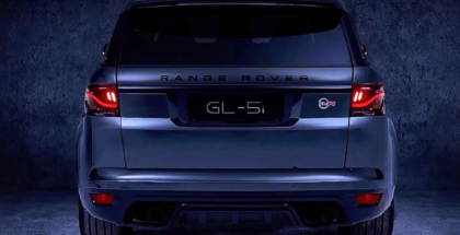 Range Rover Sport Tail Lights By Glohh