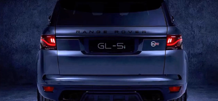 Range Rover Sport Tail Lights By Glohh – Video