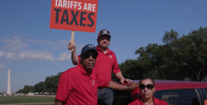 Toyota Production Workers Oppose Tariffs
