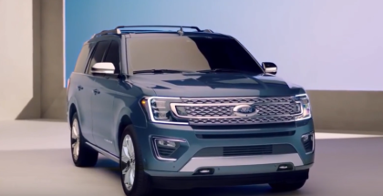 2018 Ford Expedition Platinum SUV Features