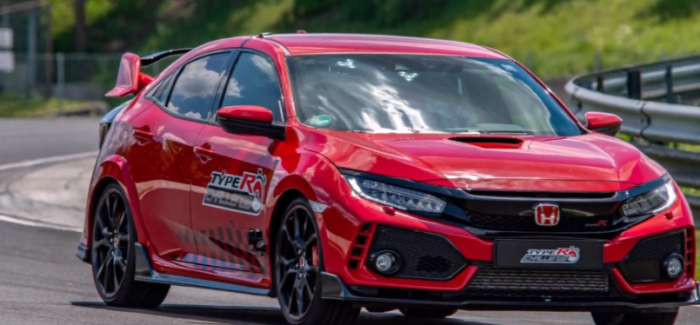 2018 Honda Civic Type R Hungaroring Lap Record – Video