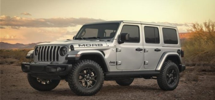 2018 Jeep Wrangler Moab Edition Preview