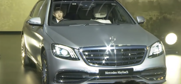 2018 Mercedes Maybach S650 Presentation – Video