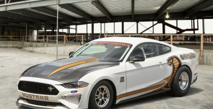 The 2018 Mustang Cobra Jet is a limited-edition turnkey race car that honors the 50th anniversary of the original that dominated drag strips in 1968. The new Cobra Jet makes its public debut this weekend at the 2018 Woodward Dream Cruise.