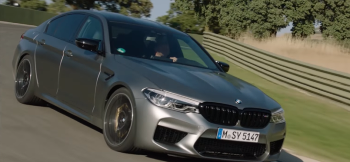 2019 BMW M5 Competition – Video