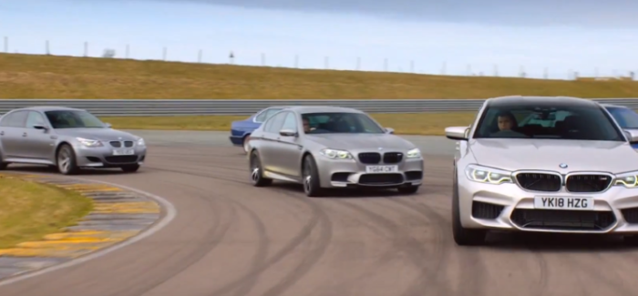 2019 BMW M5 & Older Generations – Video