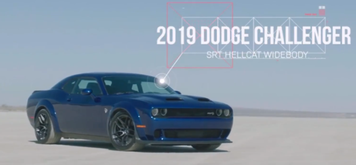 2019 Dodge Challenger Hellcat Rt Scat Pack Widebody Highlights
