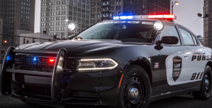 2019 Dodge Charger Pursuits Officer Protection Package