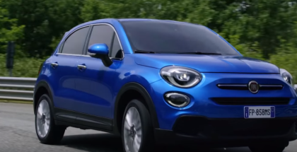 2019 Fiat 500X Features