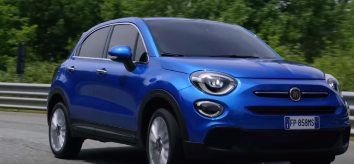 2019 Fiat 500X Features – Video