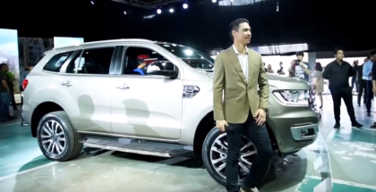 2019 Ford Everest SUV