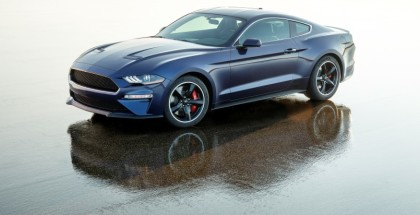 Ford is turning its iconic Dark Highland Green Mustang Bullitt Kona Blue to help benefit Juvenile Diabetes Research Foundation, and one lucky raffle participant will drive home in this one-of-a-kind Mustang.
