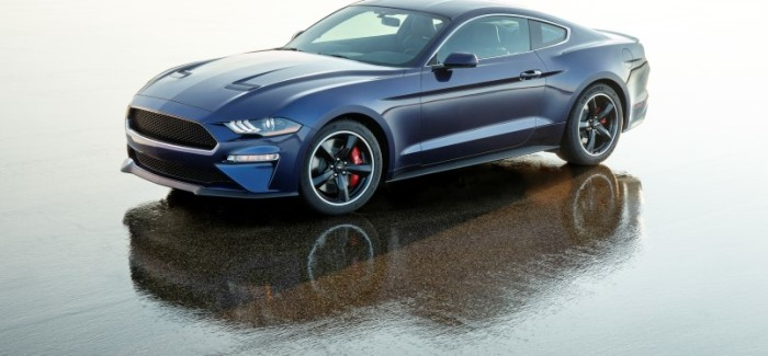 2019 Ford Mustang Bullitt Kona Blue – Video