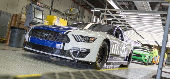 Ford Performance and Ford Design teams worked together on new model to create competitive race car that remains true to its heritage