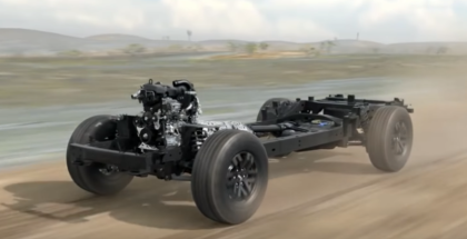 2019 Ford Ranger Raptor Bi-Turbo Engine & Powertrain