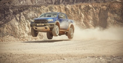 2019 Ford Ranger Raptor European Spec