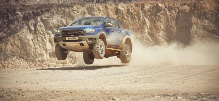 2019 Ford Ranger Raptor European Spec – Video