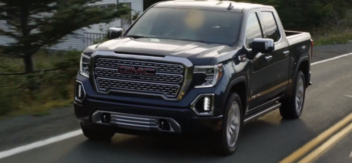 2019 GMC Sierra – Video