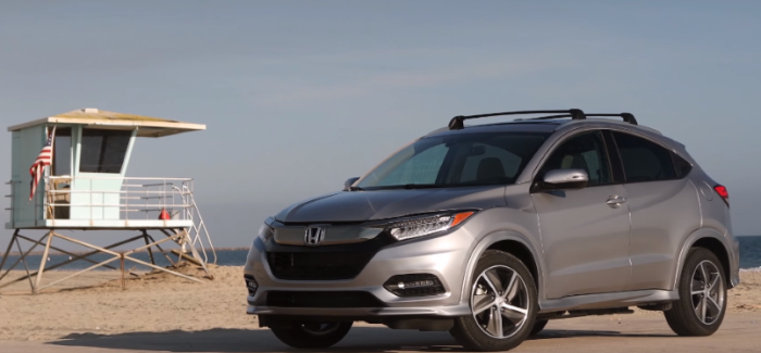2019 Honda HRV – Video