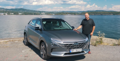 2019 Hyundai Nexo - German Review