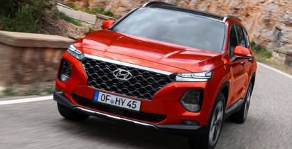 2019 Hyundai Santa Fe Overview & Safety